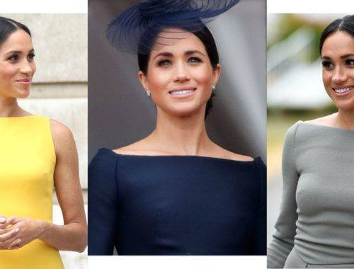 cosmo meghan markle boatneck style index2 1531428708 500x380 - Meghan Markle's ritzy sartorial choices
