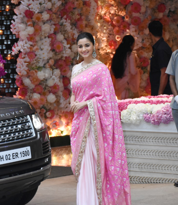 dnaindia 1 - Bollywood's best dressed at Akash Ambani Shloka Mehta's engagement ceremony