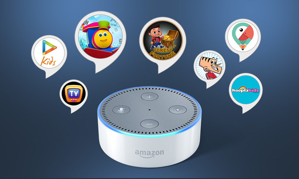 Alexa Skills for Kids - Meet Iy's New Companion, Alexa