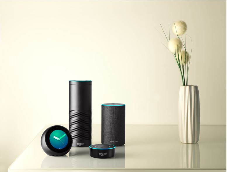 Devices - Meet Iy's New Companion, Alexa