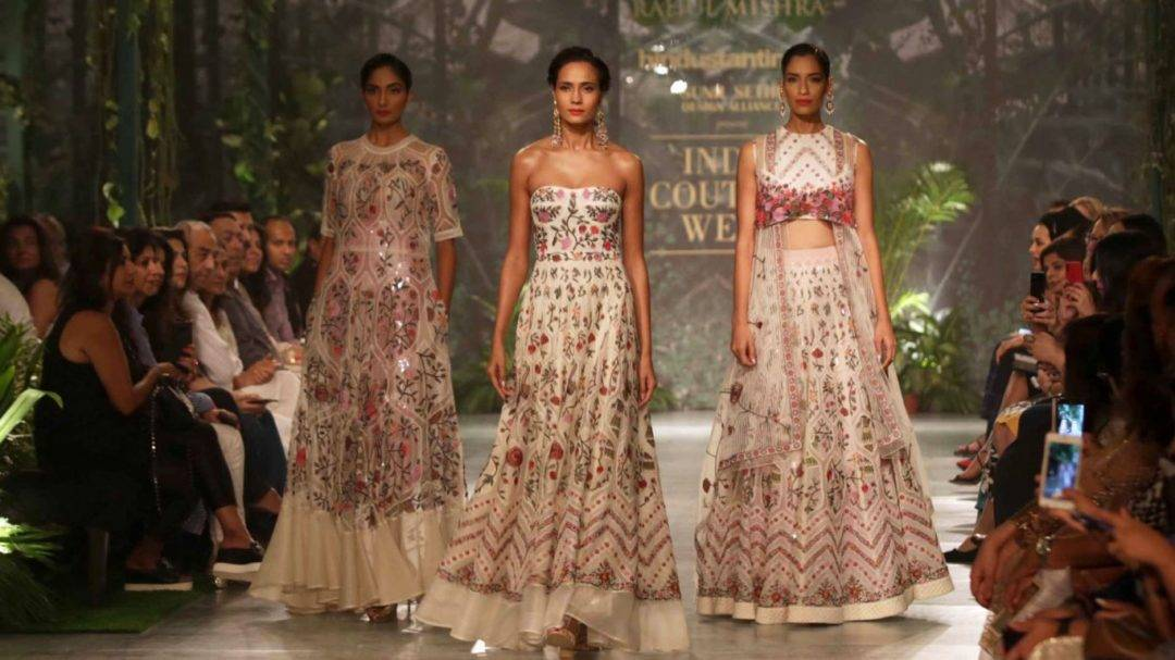 Inside designer Rahul Mishras collection at India Couture Week 2018 1366x768 1 1080x607 - India Couture Week Part-II