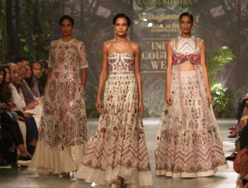 Inside designer Rahul Mishras collection at India Couture Week 2018 1366x768 1 500x380 - India Couture Week Part-II