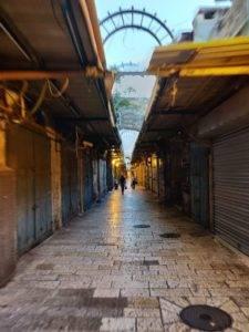 Jerusalem Cobbled Alleys 225x300 - Jerusalem Cobbled Alleys