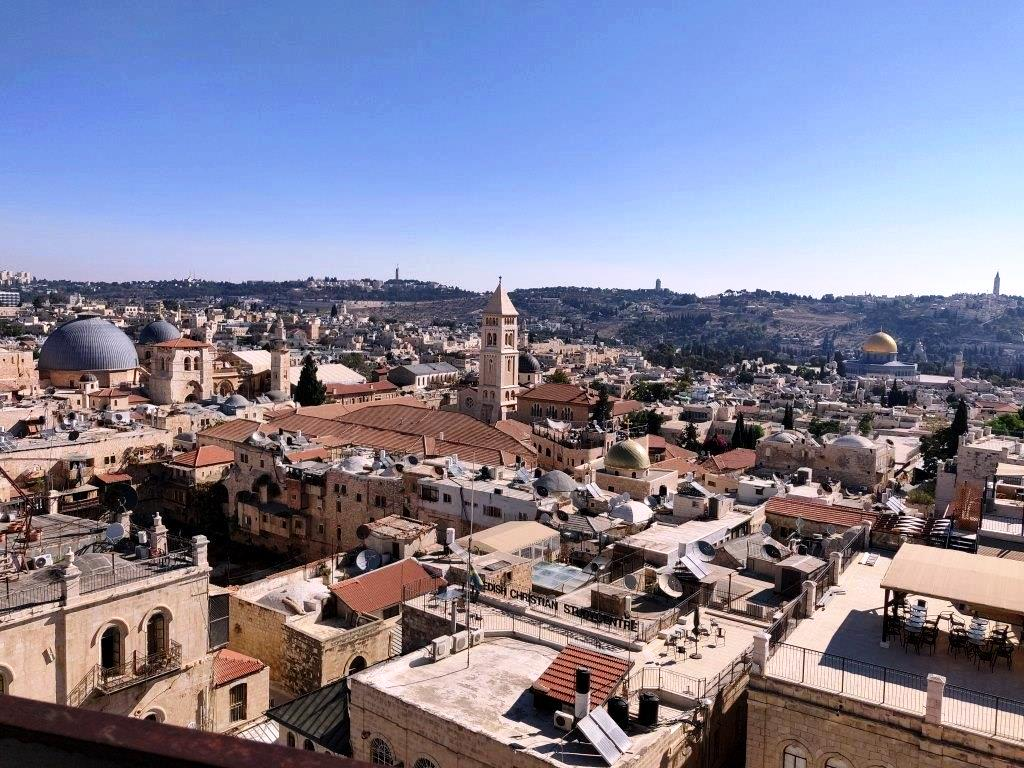 Jerusalem Skyline 1 - Planning a trip to Israel- why, when and how?