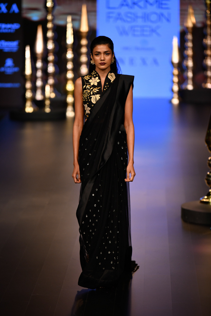 LFWWF18D3S7NachiketBarveRunway025 - Lakme Fashion Week- Part-I