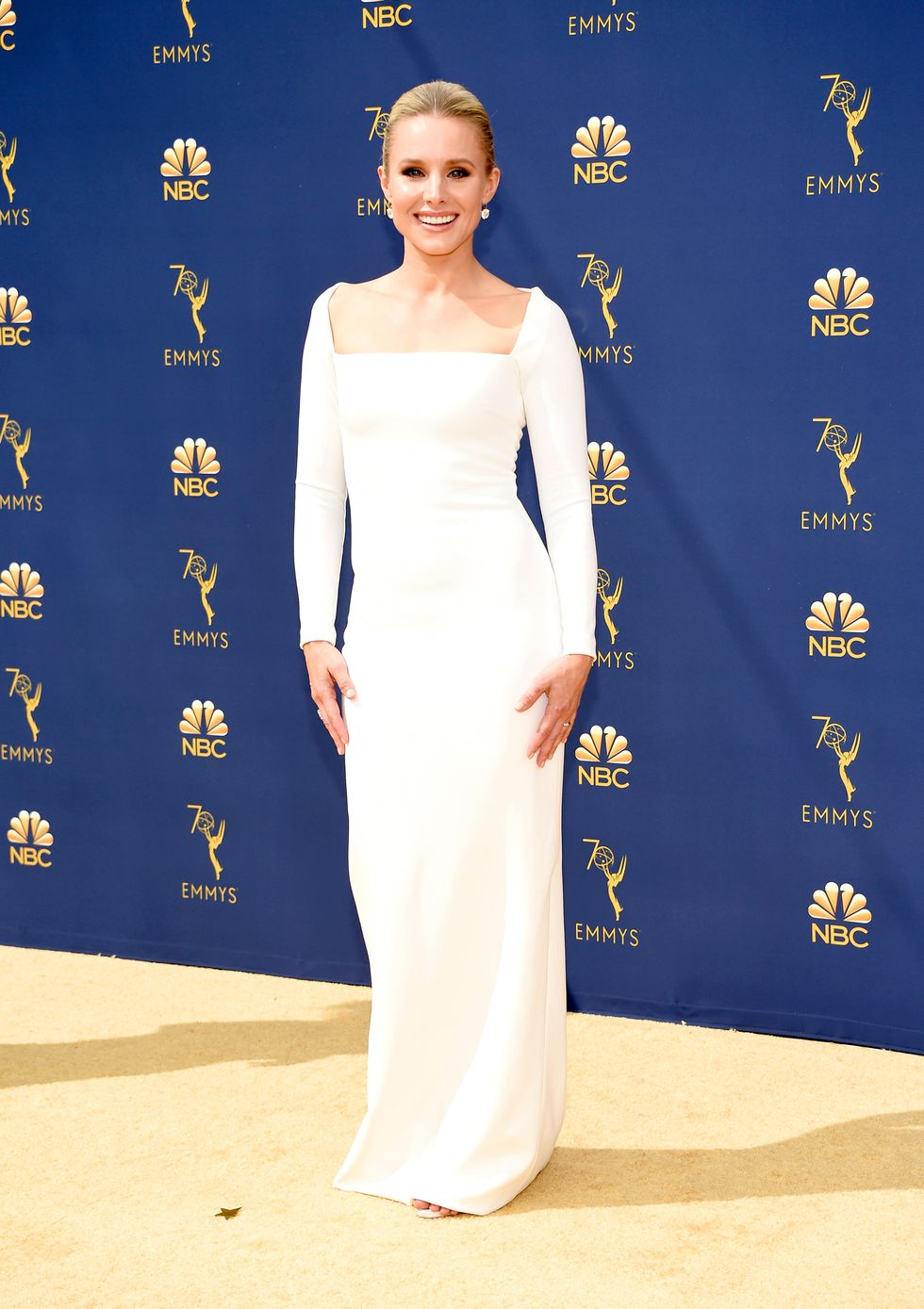 1035084960 kristen bell 1537223283 2 - 70th Primetime Emmy Awards