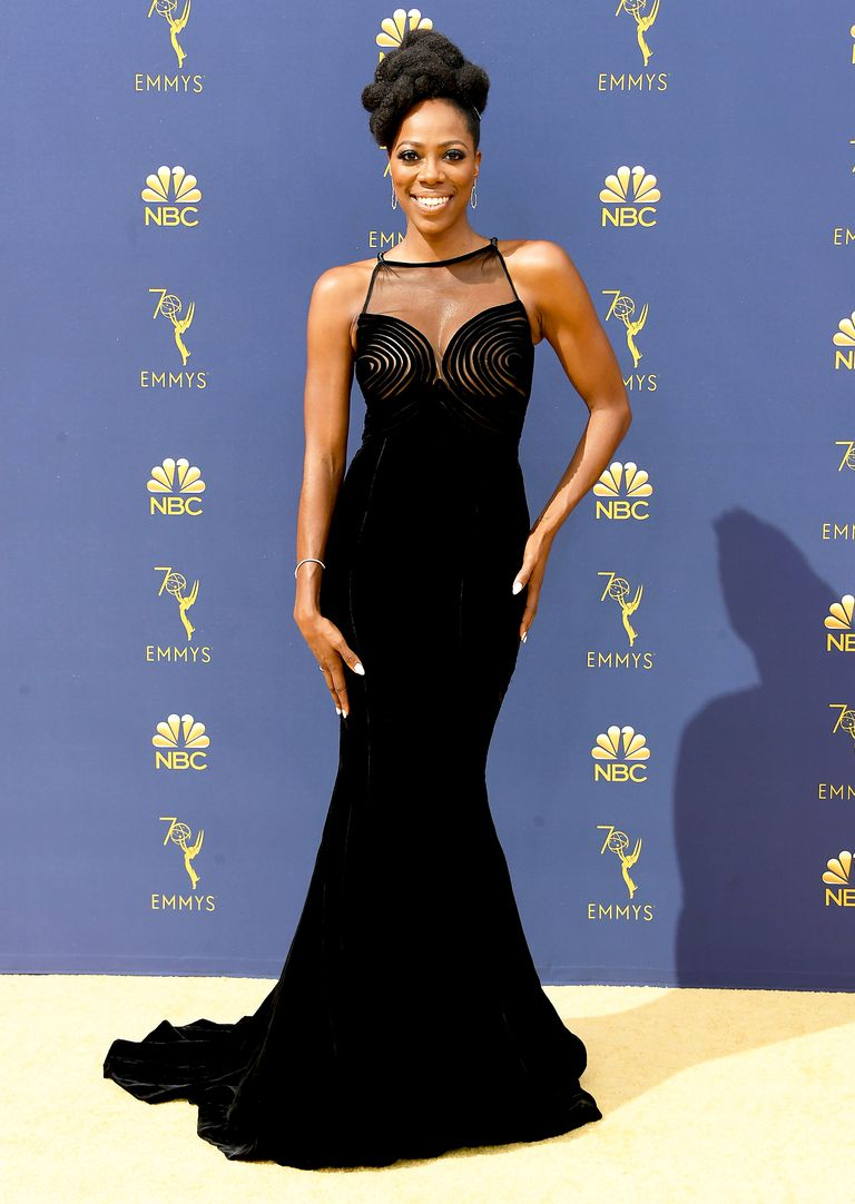1035091206 yvonne orji 1537227995 - 70th Primetime Emmy Awards
