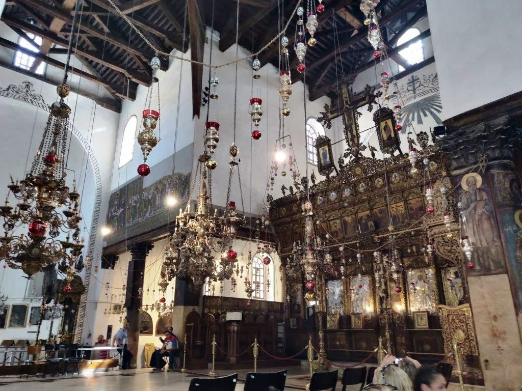 Bethlehem 10 - Travelling to Israel Part-2 (Suggested Itinerary)
