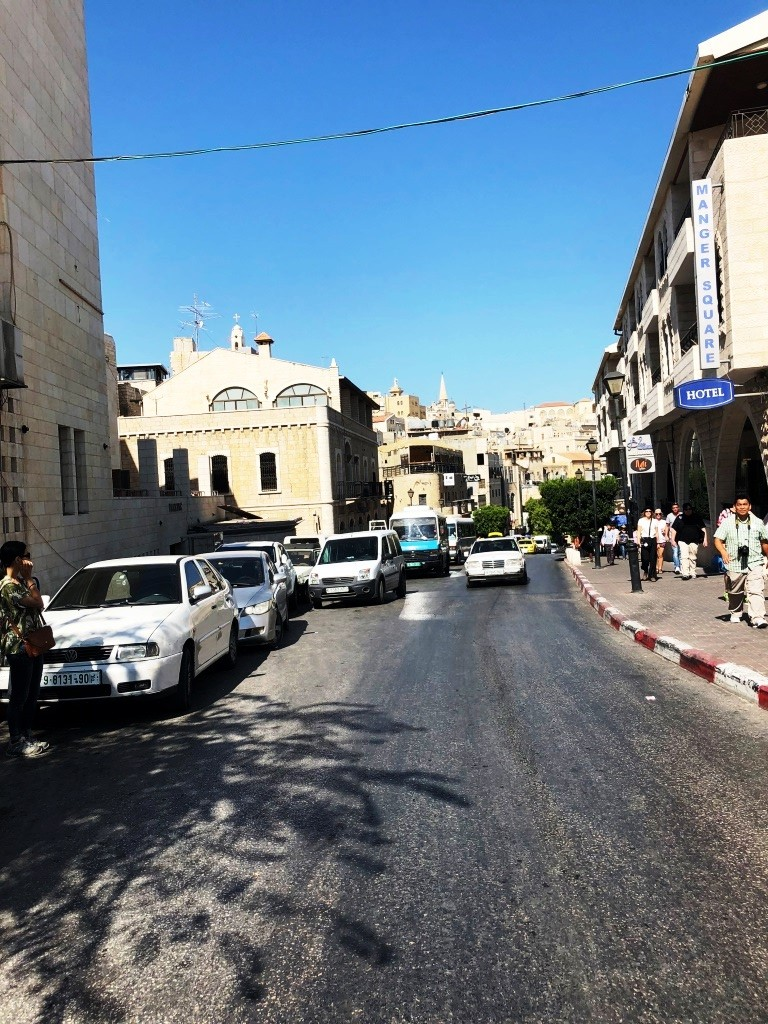 Bethlehem 3 - Travelling to Israel Part-2 (Suggested Itinerary)