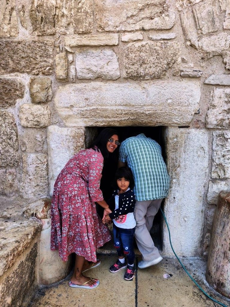 Bethlehem 9 - Travelling to Israel Part-2 (Suggested Itinerary)