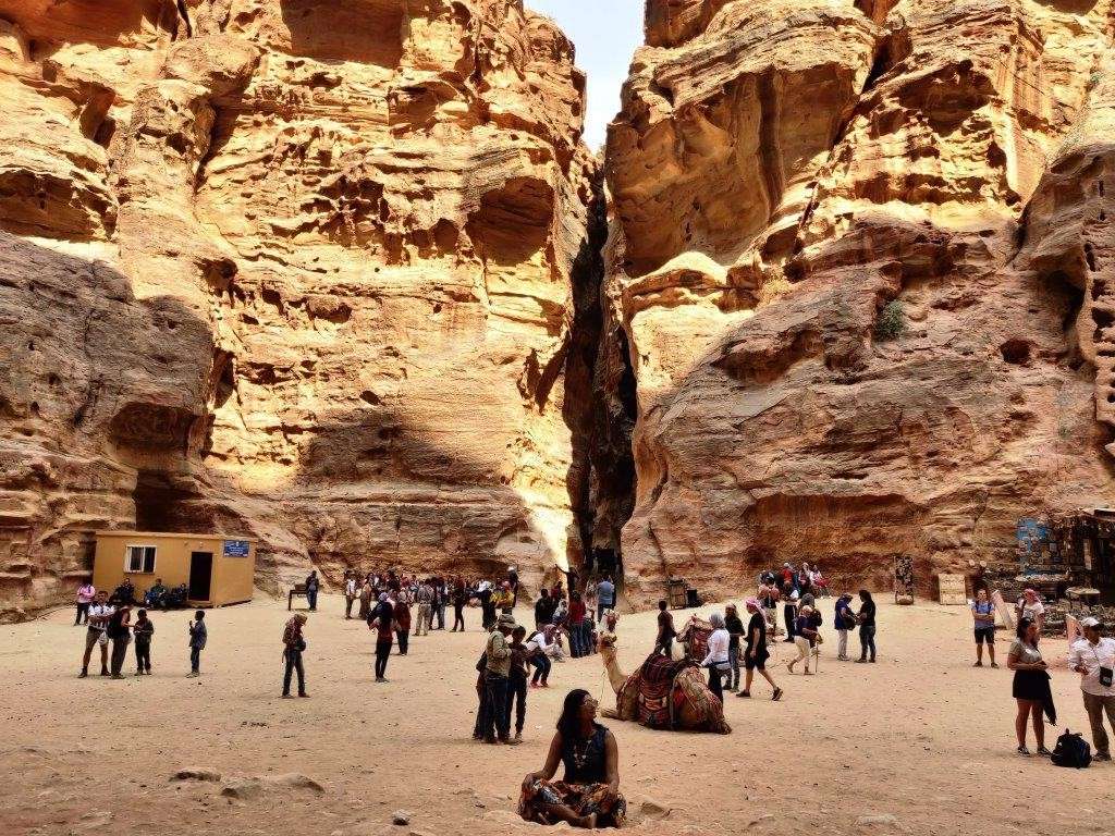 A Weekend in Jordan- Why, How and What?