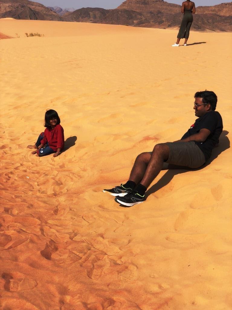 Jordan 2 - A Weekend in Jordan- Why, How and What?