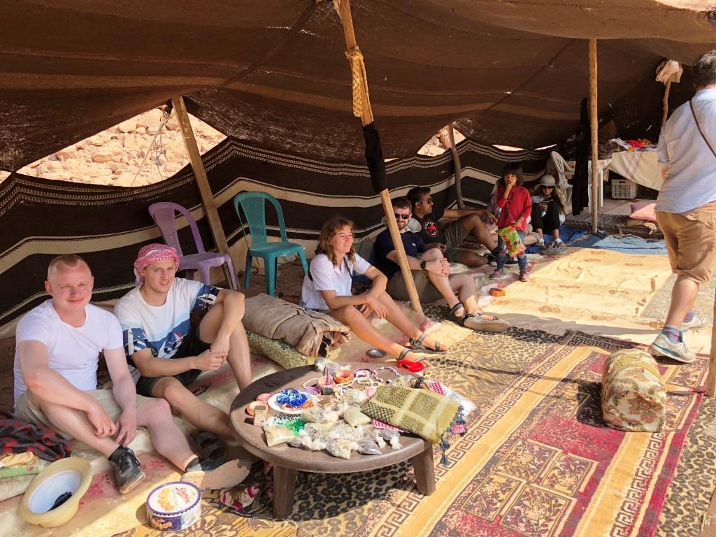 Jordan 20 - A Weekend in Jordan- Why, How and What?
