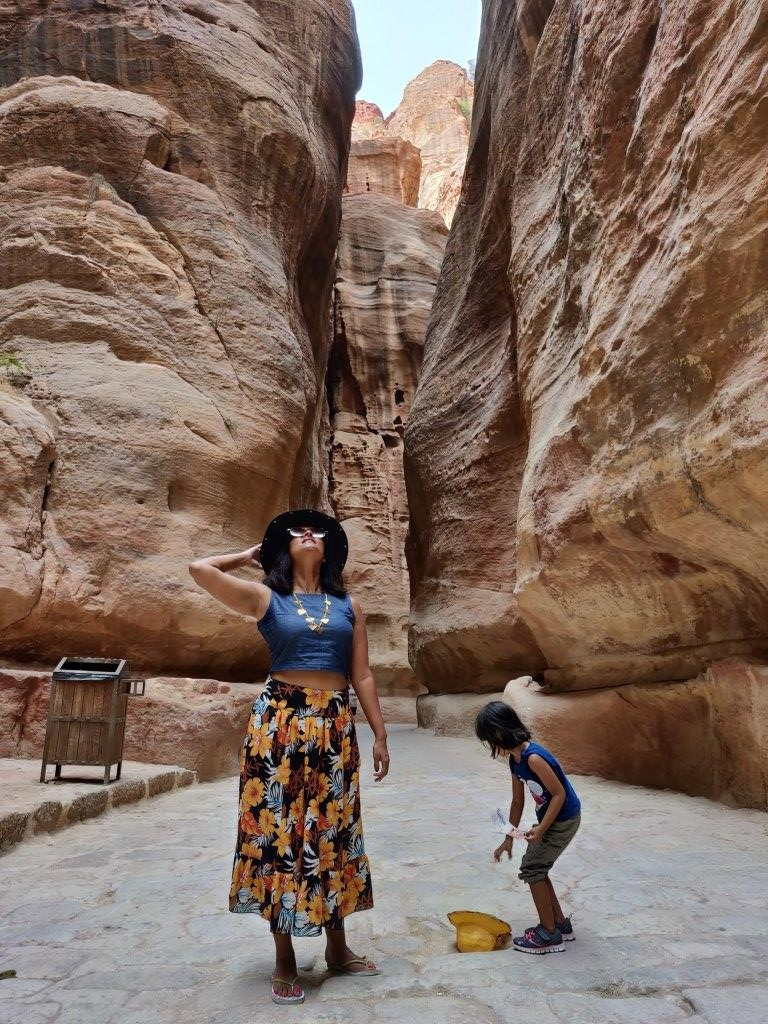 Petra 10 - A Weekend in Jordan- Why, How and What?