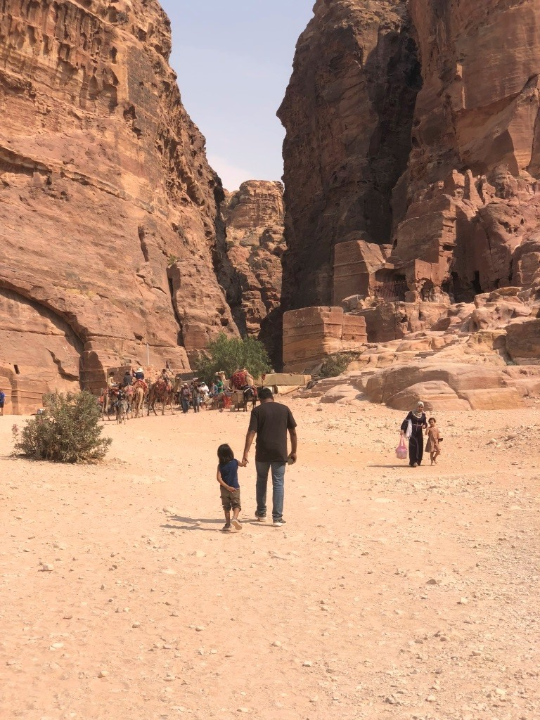 Petra 2 - A Weekend in Jordan- Why, How and What?