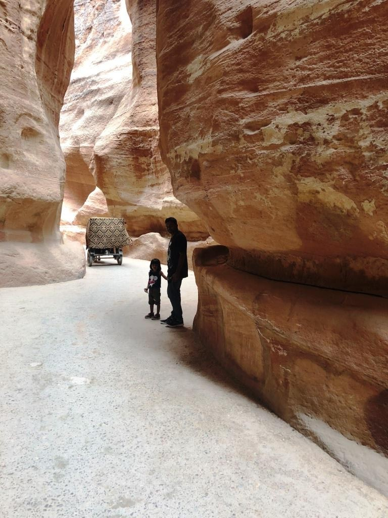 Siq Petra - A Weekend in Jordan- Why, How and What?
