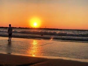 Sunset in Tel Aviv 300x225 - Sunset in Tel Aviv