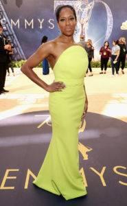 "people regina 185x300 - NBC's ""70th Annual Primetime Emmy Awards"" - Red Carpet"