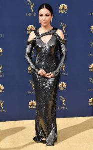 people wu constance 185x300 - 70th Emmy Awards - Arrivals