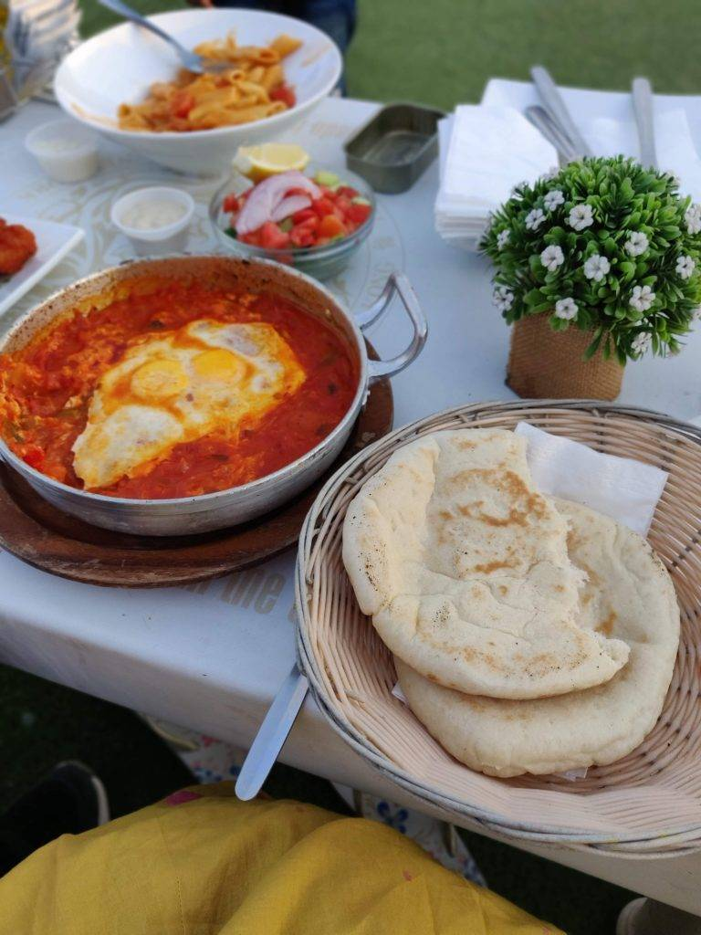 A Vegetarian's Food Guide to Tel Aviv, Israel