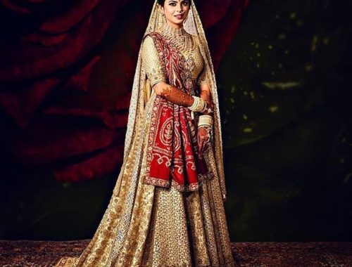 Isha Ambani Wedding 500x380 - Isha Ambani Wedding: Who Wore What?