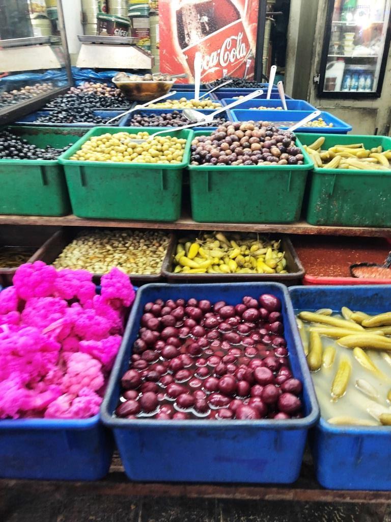 A Vegetarian's Food Guide to Tel Aviv, Israel