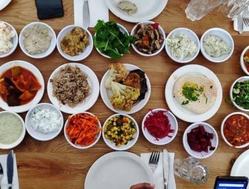 Tel Aviv food 27 500x380 - A Vegetarian's Food Guide to Tel Aviv, Israel