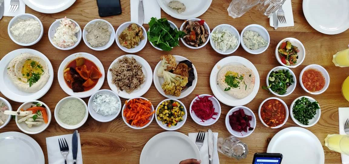 Tel Aviv food 27 - A Vegetarian's Food Guide to Tel Aviv, Israel