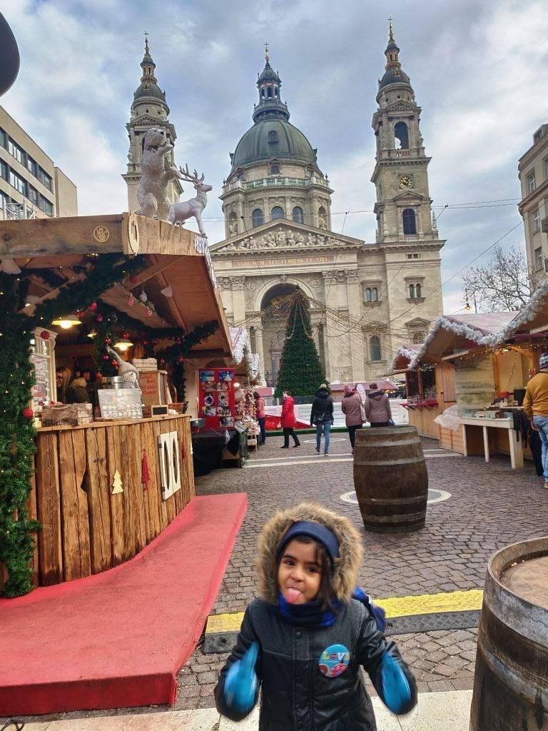 Winter City Break in Budapest #tenniversary part-1