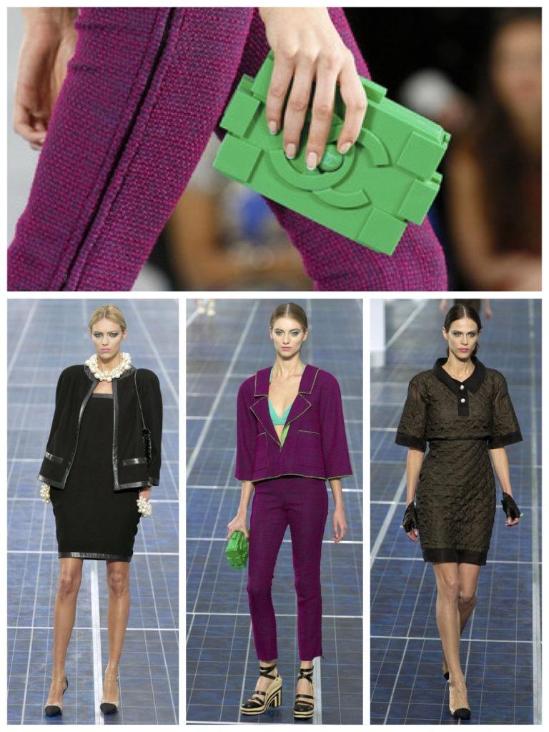 Chanel Spring 2013 RTW StyleDotCom 1 768x1024 - Karl Lagerfeld- the designer who reinvented luxury fashion!