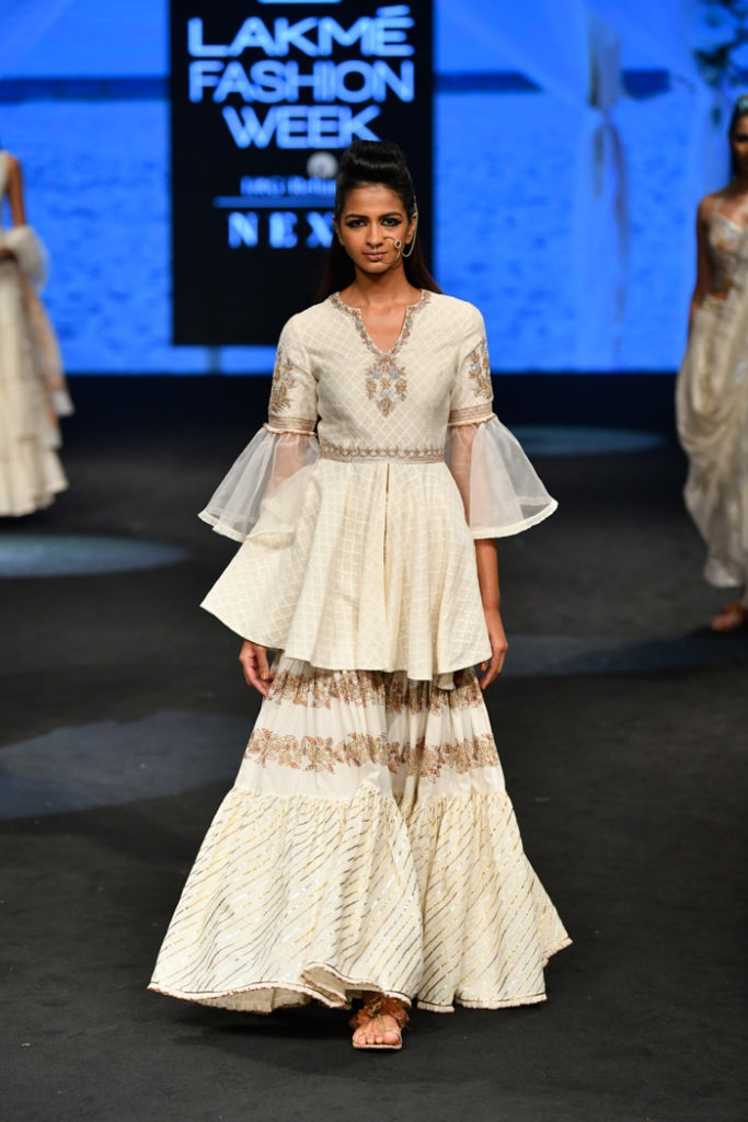 LFWSR19D3S5dSukritiAndAakritiRunway003 683x1024 - Lakme Fashion Week- Part I