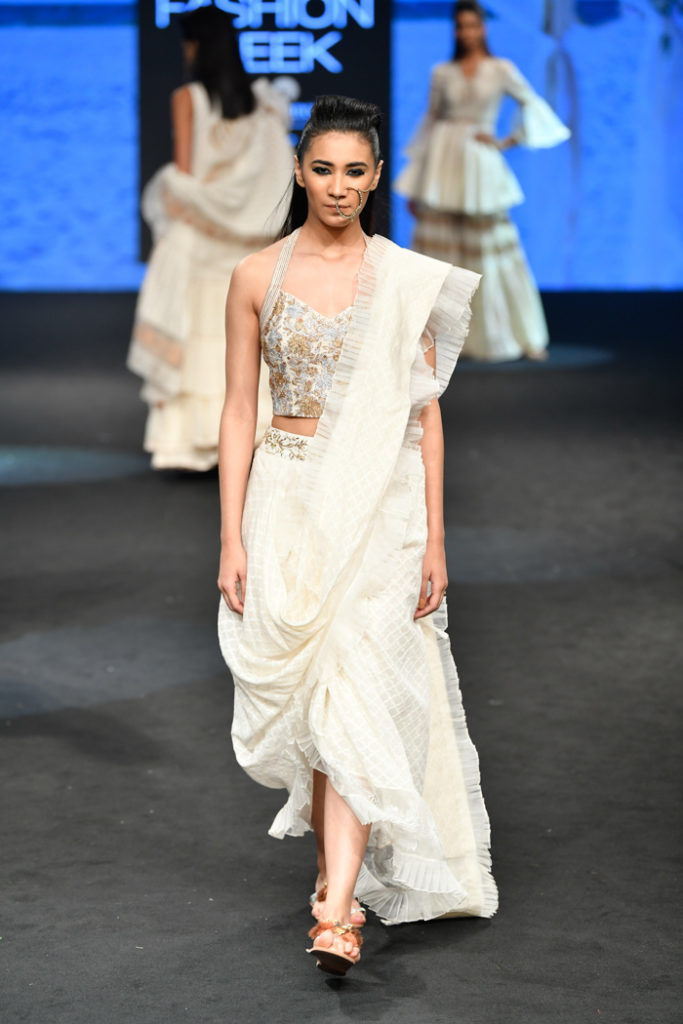 LFWSR19D3S5dSukritiAndAakritiRunway009 683x1024 - Lakme Fashion Week- Part I