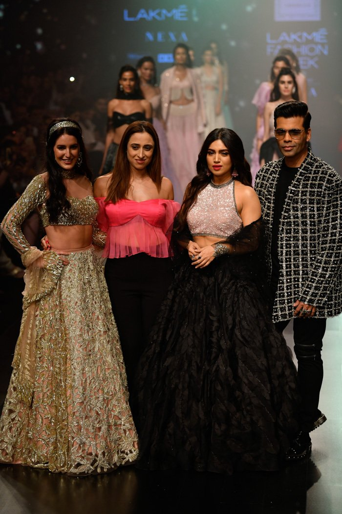 LFWSR19D5S4bShehlaaRunway101 1 - Lakme Fashion Week- Part-II
