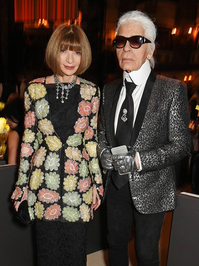 karl lagerfeld gave this incredible gift to anna wintour 1575832 1448656257.750x0c - Karl Lagerfeld- the designer who reinvented luxury fashion!