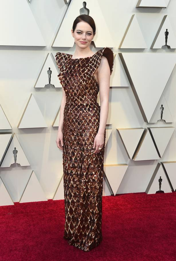 emma - The 91st Academy Awards- Oscars 2019 and the red carpet appearances