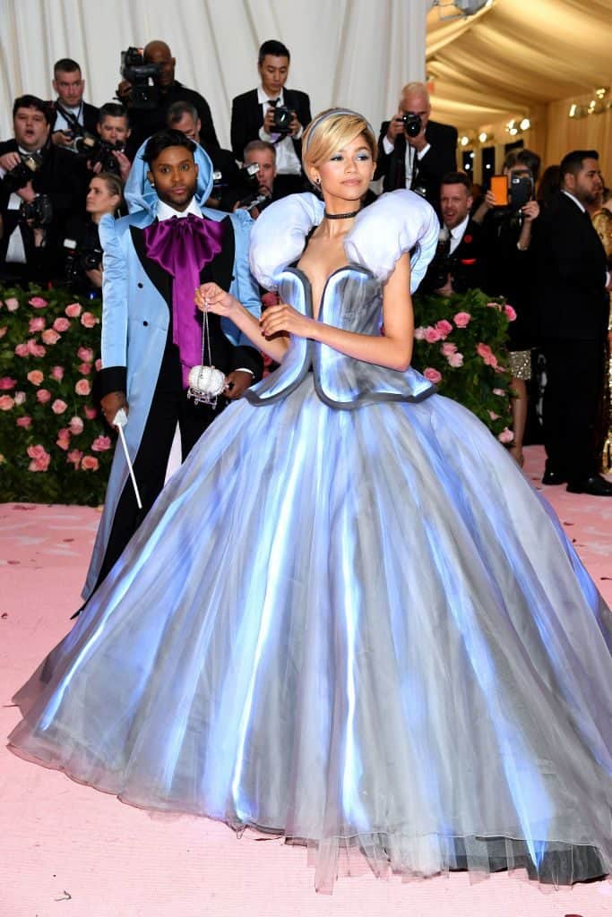 zendaya attends the 2019 met gala celebrating camp notes on news photo 1147432876 1557190691 683x1024 - Met Gala 2019