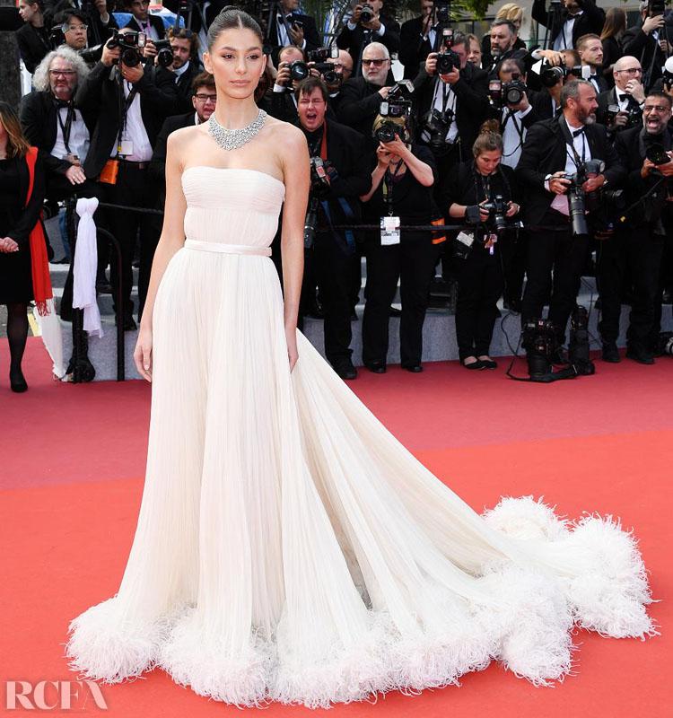 Camilla redcarpet fashionawards - Fashion faceoff at Cannes Film Festival 2019