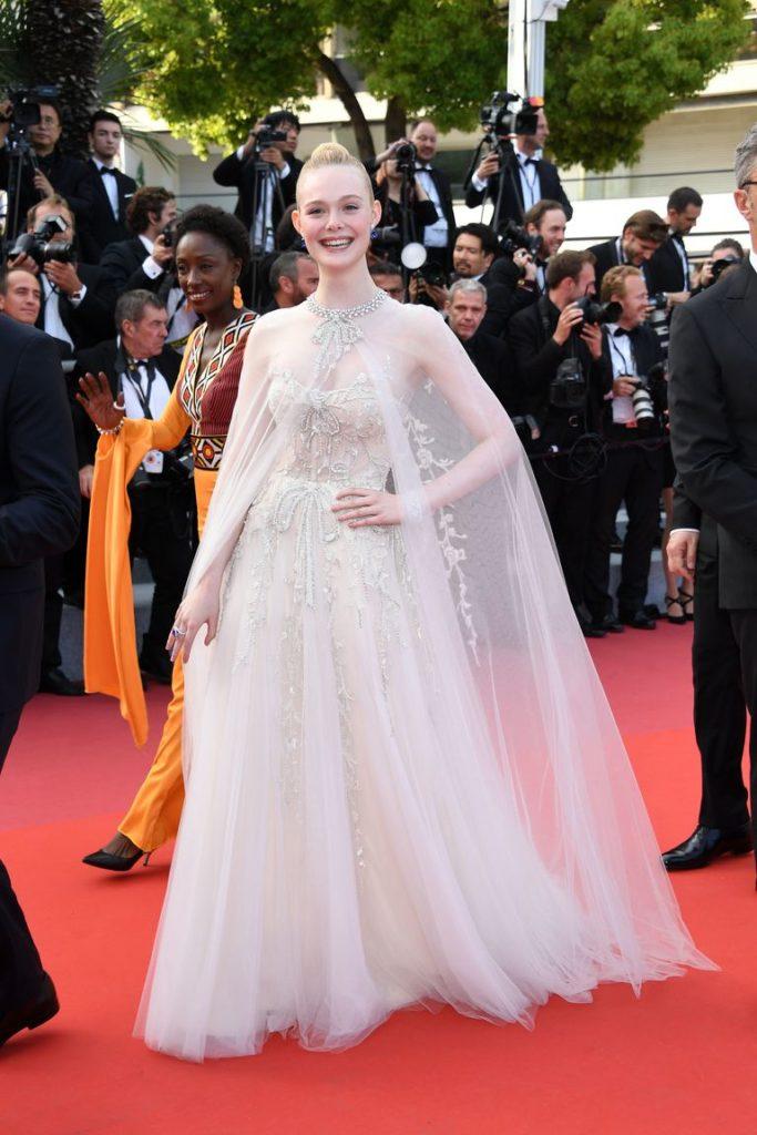 Elle Fanning harpersbazaar 683x1024 - Fashion faceoff at Cannes Film Festival 2019