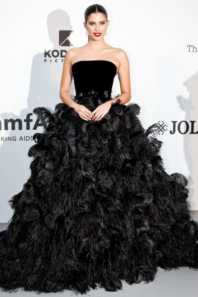 Sara sampio harpersbazaar 683x1024 - Fashion faceoff at Cannes Film Festival 2019