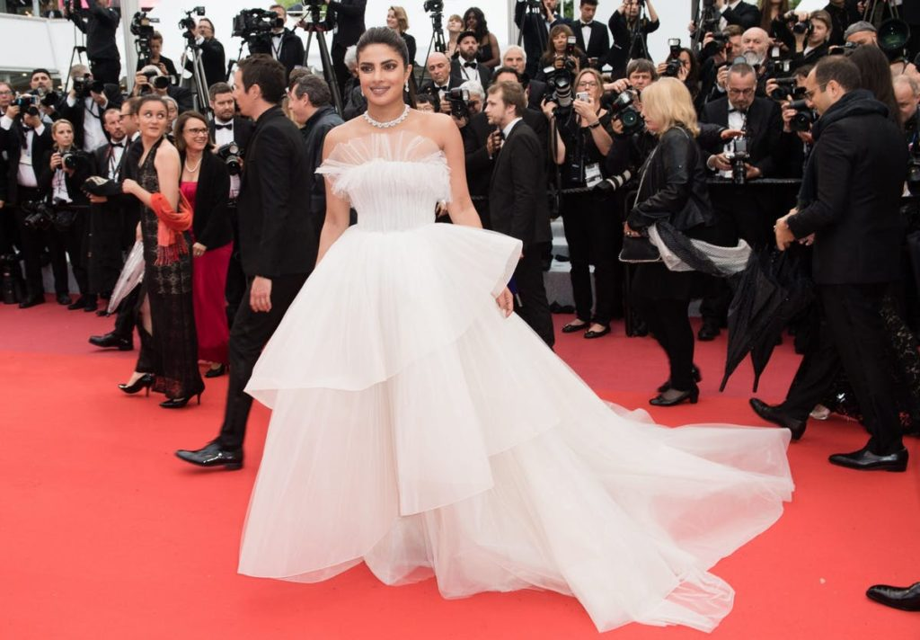 Fashion faceoff at Cannes Film Festival 2019