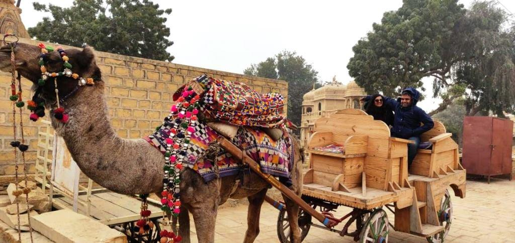 Jaisalmer 013 - Jodhpur & Jaisalmer- Padharo Mhare Des