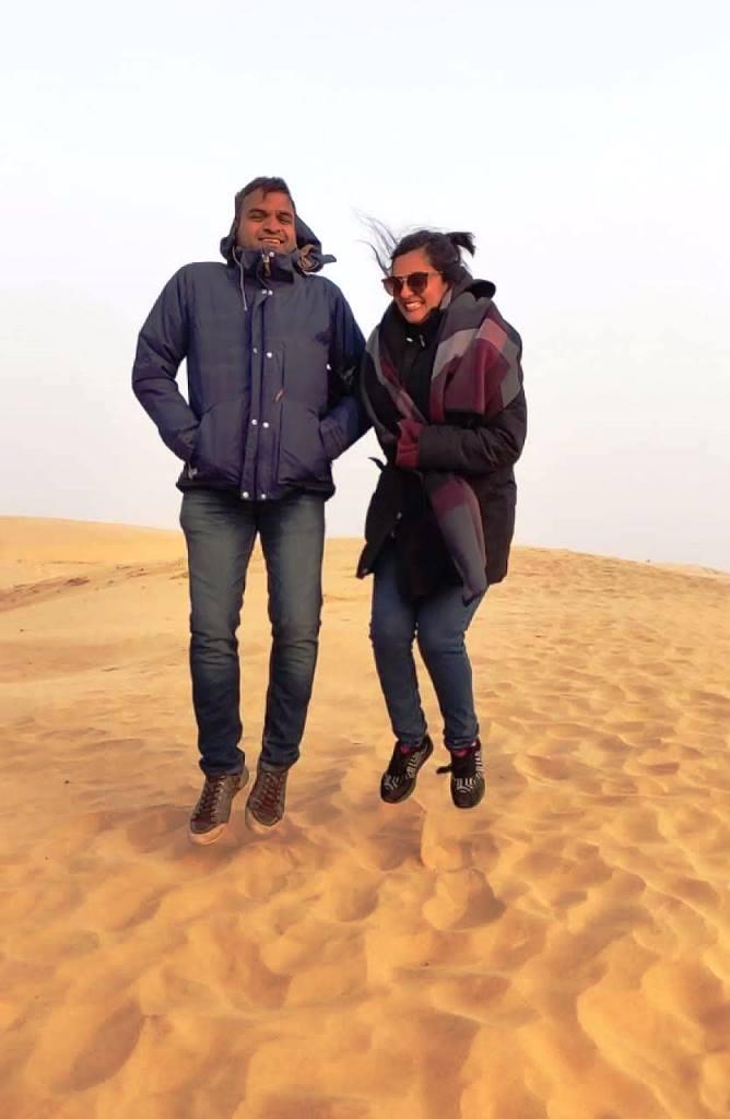 Jaisalmer 016 - Jodhpur & Jaisalmer- Padharo Mhare Des