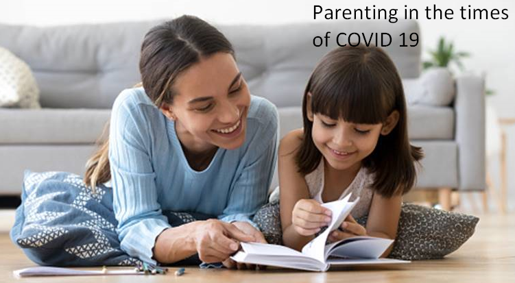 Poster - Parenting during the times of COVID-19
